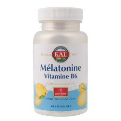 KAL MELATONINE 1,9MG+VIT B SUBLI60