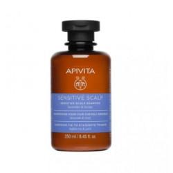 APIVITA SHAMPOOING CUIR CHEV SENSIB - 250 ml