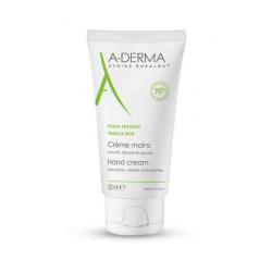 A-derma Creme Mains 50ml