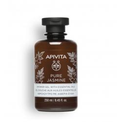 APIVITA GEL DCH JASMIN PUR - 250 ml