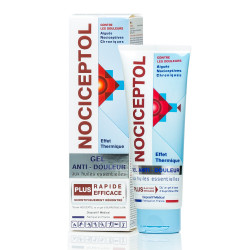 NOCICEPTOL GEL ANTI DOULEUR TUBE - 120 ml