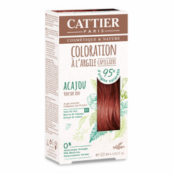 CATTIER COLORATION - ACAJOU