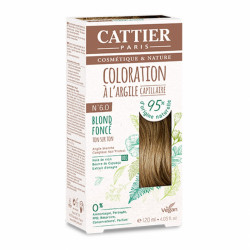 CATTIER COLORATION - N° 6.0 BLOND FONCÉ