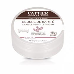 CATTIER BEURRE DE KARITÉ - 100 g