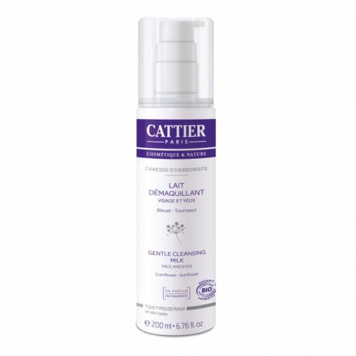 CATTIER CARESSE D'HERBORISTE LAIT DÉMAQUILLANT - 200 ml
