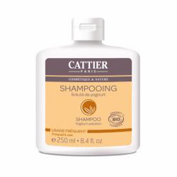 CATTIER SHAMPOOING SOLUTÉ DE YOGOURT - 250 ml