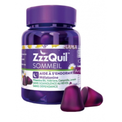 ZZZQUIL SOMMEIL Mélatonine - 30 Gommes