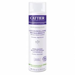 CATTIER LOTION MICELLAIRE RÉÉQUILIBRANTE - 200 ml