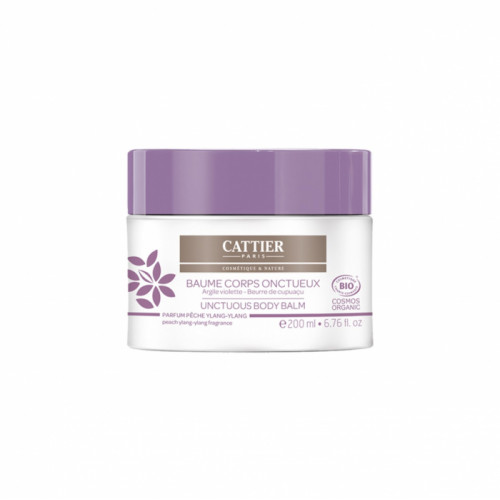 CATTIER BAUME CORPS ONCTUEUX - 200 ml
