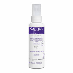 CATTIER BRUME HYDRATANTE MULTI-PROTECTRICE - 100 ml