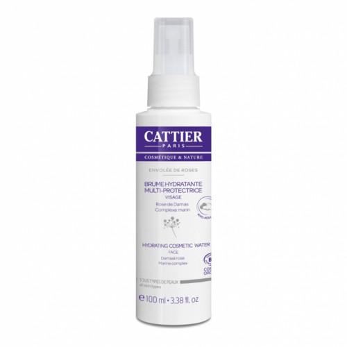 CATTIER BRUME HYDRATANTE MULTI-PROTECTRICE - 100 ml