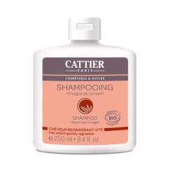 CATTIER SHAMPOOING VINAIGRE DE ROMARIN - 250 ml