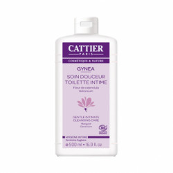 CATTIER GYNÉA SOIN DOUCEUR TOILETTE INTIME - 500 ml