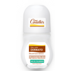 CAVAILLES DÉODORANT DERMATO - Roll-on 50ml - SANS SELS