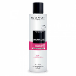 NOVEXPERT EAU MICELLAIRE À L'ACIDE HYALURONIQUE - 200ml