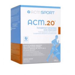 ACM SPORT ACM.20 Poudre - 10 Sachets