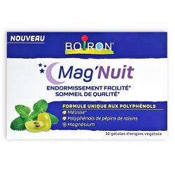 BOIRON Mag'Nuit Gelules 30