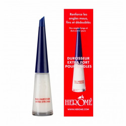 HEROME DURCISSEUR EXTRA-FORT ONGLES - 10 ml