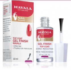 MAVALA TOP COAT GEL FINISH - 10 ml