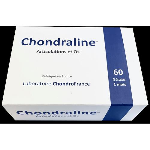 CHONDRALINE Articulations Os - 60 Gélules