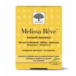 NEW NORDIC MELISSA RÊVE - 60 Comprimés