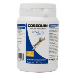 COSEQUIN CHAT Articulations - 45 Gélules