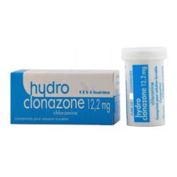 HYDROCLONAZONE 15MG 100 Comprimés