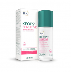 ROC KEOPS SENSITIVE Déodorant à bille Peau Fragile 30ml
