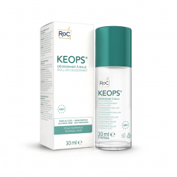 ROC KEOPS Déodorant à bille Peau normale 30ml