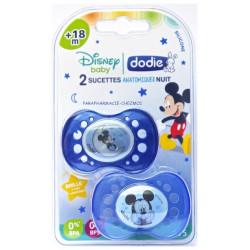 Dodie Sucette +18 Nuit Mickey Duo