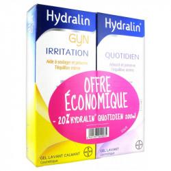 HYDRALIN QUOTIDIEN+GYN 200MLX2