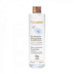 FLORAME EAU MICELLAIRE DÉMAQUILLANTE - 200 ml