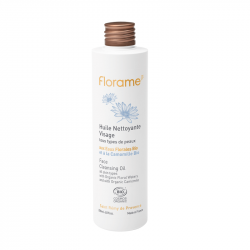 FLORAME HUILE NETTOYANTE VISAGE - 200 ml