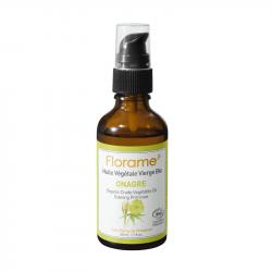 FLORAME HUILE VÉGÉTALE D'ONAGRE BIO - 50 ml