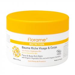 FLORAME BAUME RICHE VISAGE ET CORPS - 180 ml