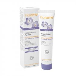 FLORAME MASQUE VISAGE PURIFIANT - 65 ml