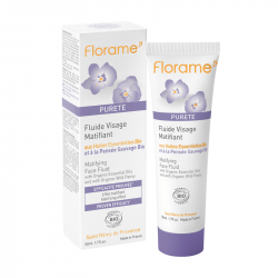 FLORAME FLUIDE VISAGE MATIFIANT - 50 ml