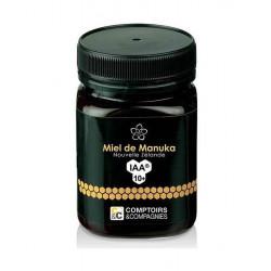 COMPTOIRS ET COMPAGNIES MIEL DE MANUKA IAA10+ - 500 g