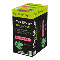 NUTRIGEE 3 THES MINCEUR - 30 Sachets