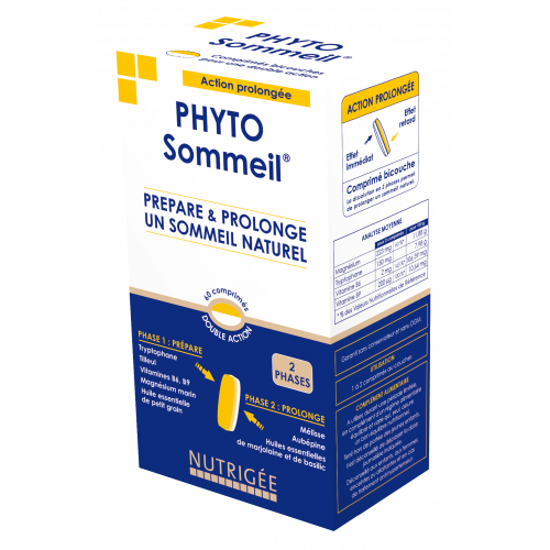 NUTRIGEE PHYTO SOMMEIL - 60 Comprimés