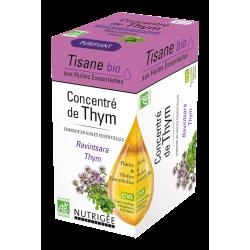 NUTRIGEE CONCENTRÉ DE THYM BIO - 30 Sachets