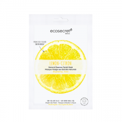 ECO SECRET MASQUE VISAGE CITRON