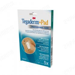 Tegaderm + Pad Pansement Transparent Stérile 9CMx10CM - 5