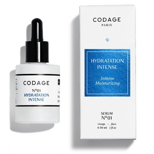 CODAGE SERUM N°1 HYDRATATION INTENSE - 30 ml