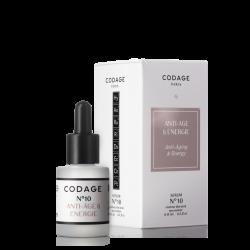 CODAGE SERUM N°10 ANTI-AGE & ÉNERGIE YEUX - 15 ml