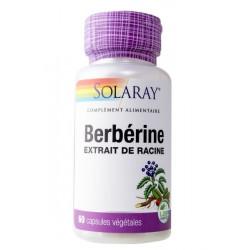 SOLARAY BERBÉRINE - 60 Capsules