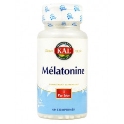 KAL MELATONINE 1MG - 60 Comprimés