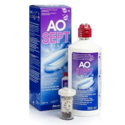 ALCON AOSEPT PLUS - 360 ml