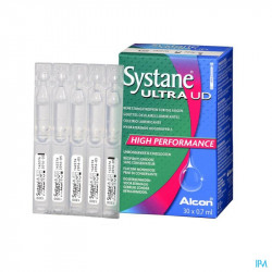 SYSTANE ULTRA COLLY0,7ML UNID30