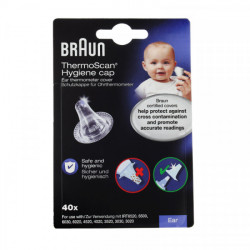 BRAUN EMBOUTS Thermoscan - 40 Embouts